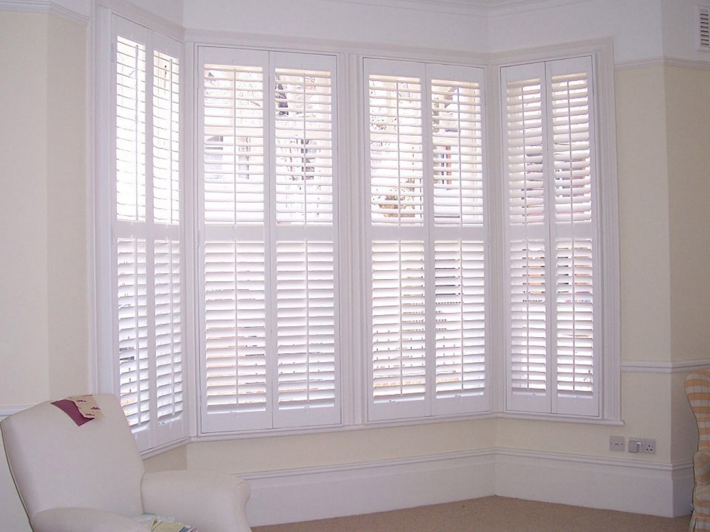 Shutters Fitted In Hadley Wood