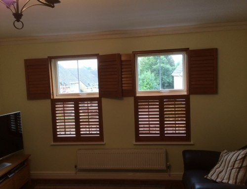 Tier On Tier Shutters – Essex