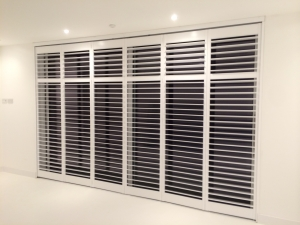 Bifold Door Shutters - Arkley - North London - Barnet