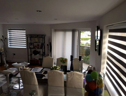 Duo Roller Blinds Whetstone