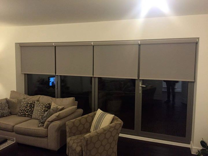 Roller Blinds Bifold Doors Harlow Essex