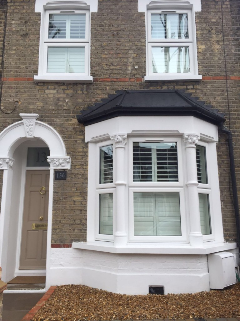 Hardwood Plantation Shutters Plaistow London