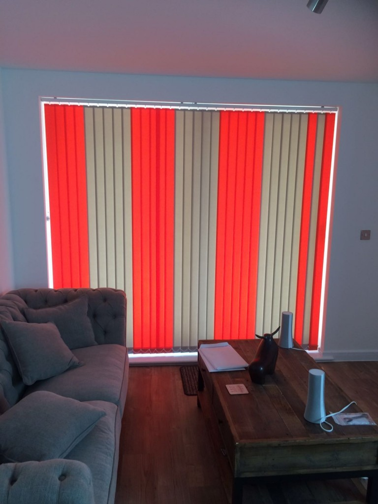 Blinds Parkside Gardens E4