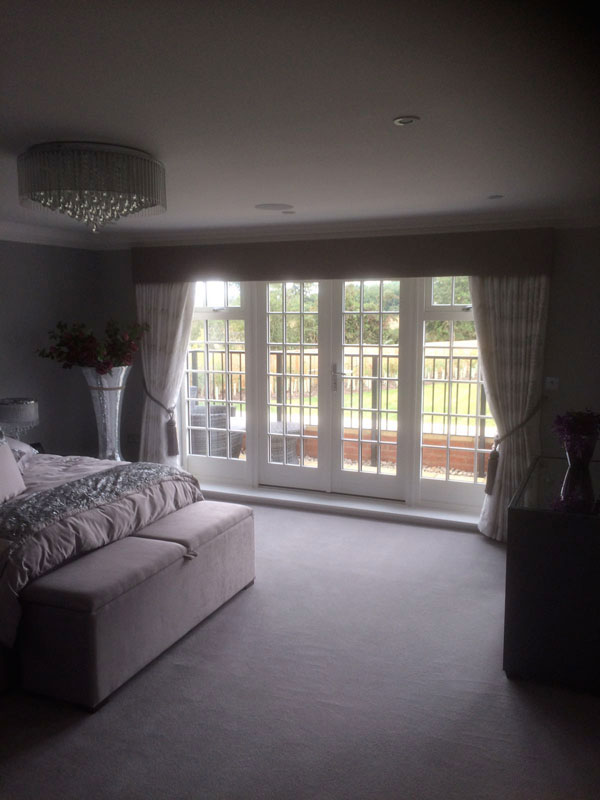 Curtains Ingatestone