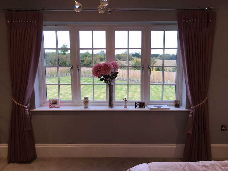 Ingatestone - Curtains