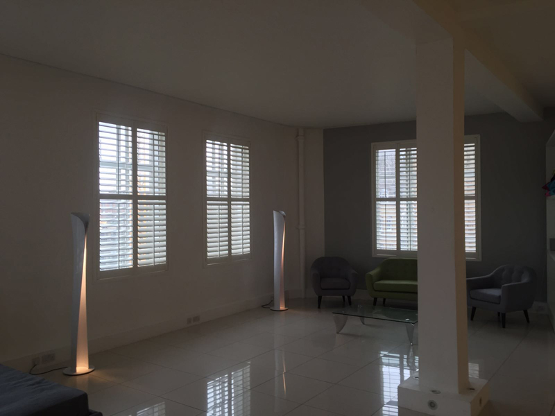 Plantation Shutters Shoreditch