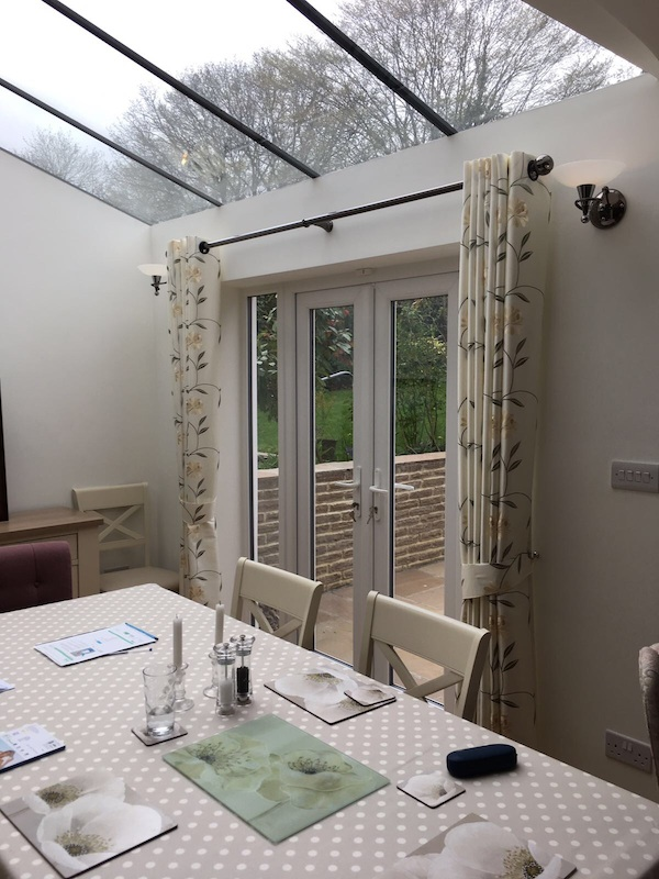 Eyelet Curtains Whetstone - London