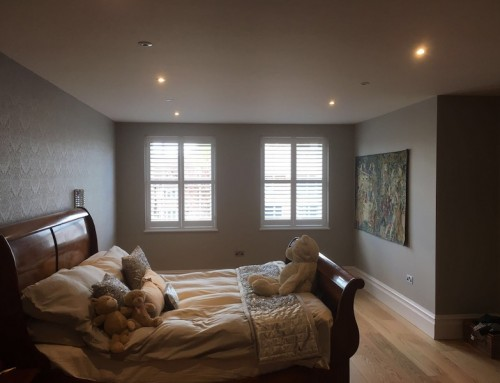 Hardwood Shutters North Mymms