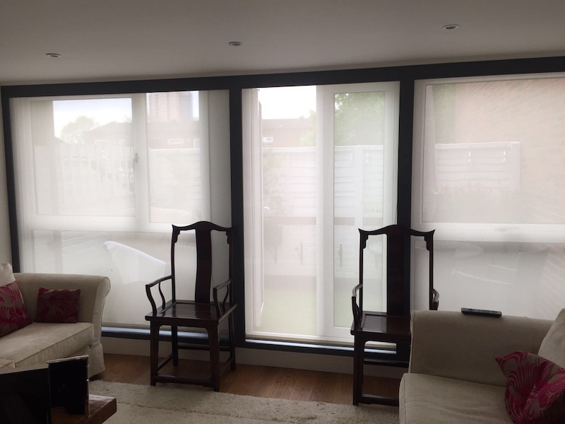 Sheer Blinds Hackney