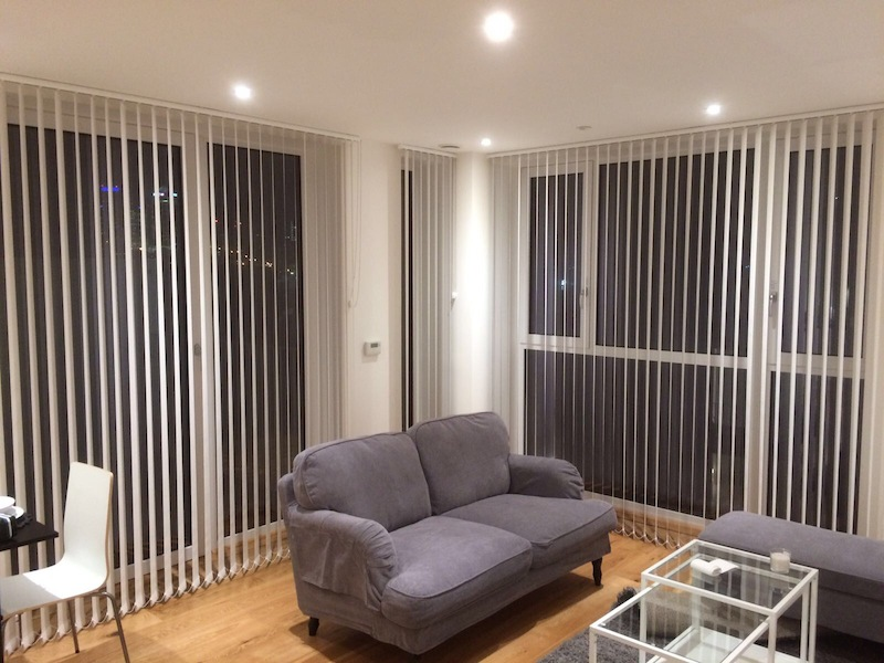 Vertical Blinds Woolwich