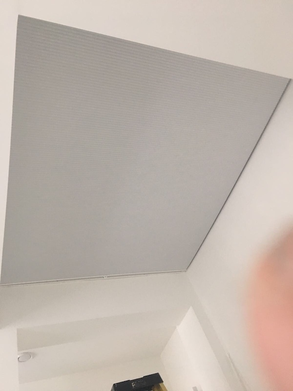 Ceiling Blinds London