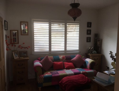 Hardwood Shutters Muswell Hill
