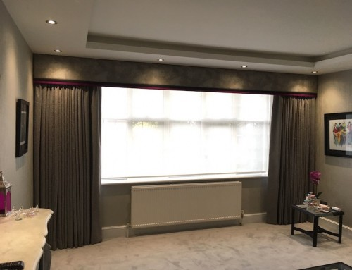 Curtains Northiam, London N12