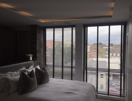 Wood Venetian Blinds – Southgate