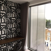 Wave Curtains & Voiles Kilburn