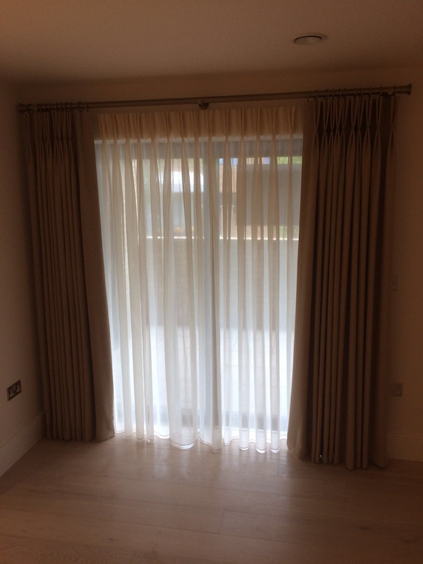 Curtains Highgate London