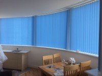 Curved Blinds London