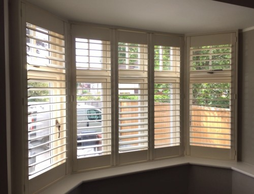 Made to Measure Shutters Mill Hill