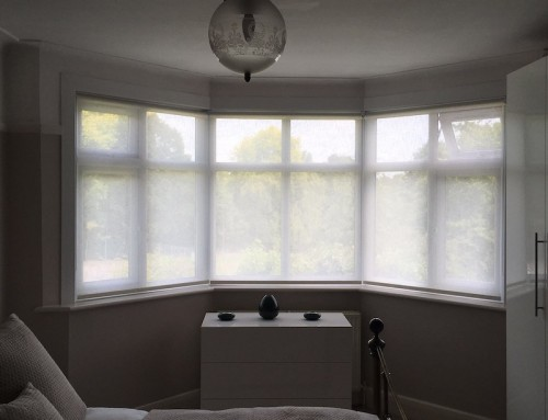 Voile Roller Blinds London