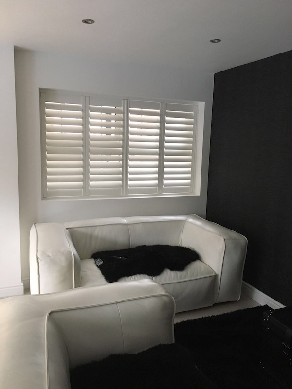 Full height shutters Essex
