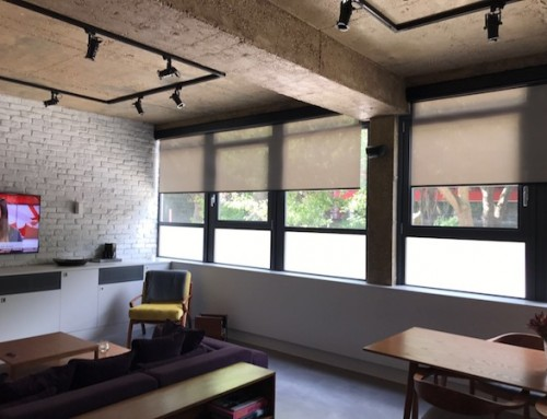 Hardwired Roller Blinds London