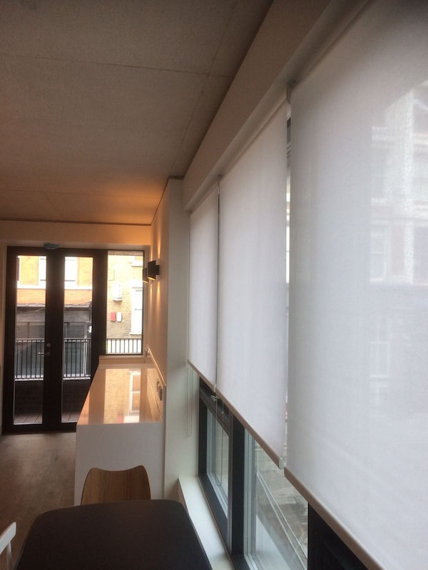 Roller Blinds & Voiles Old Street London