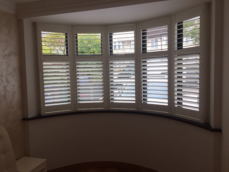 Shutters in Whetstone