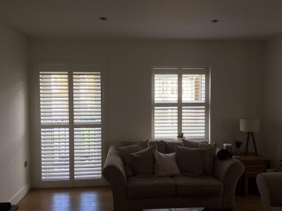 Wooden Shutters - Buckhurst Hill - Essex