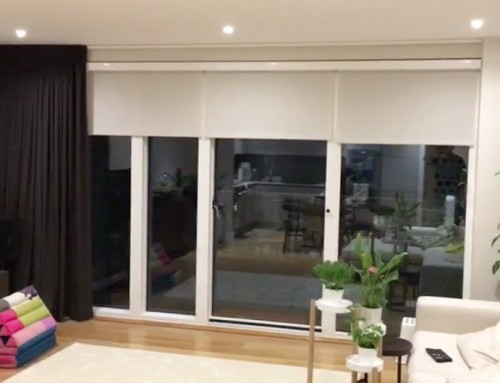 Powered Roller Blinds London
