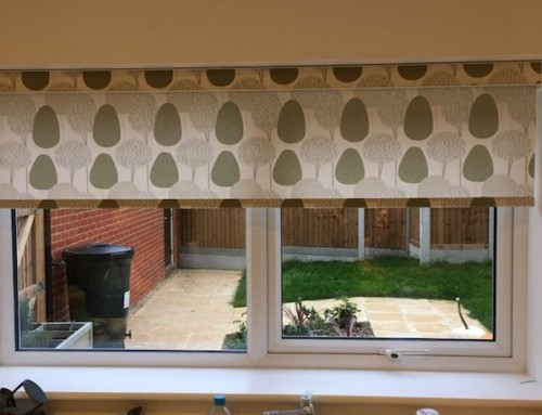 Patterned Roller Blinds Chelmsford