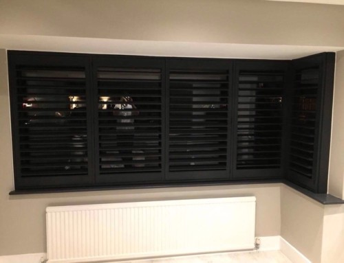 Black Shutters Woodford Essex