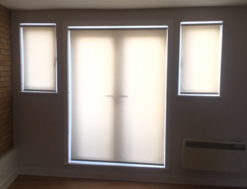 Dagenham Roller and Wooden Blinds