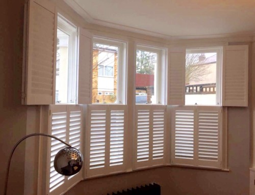 Solid Wood Shutters Loughton