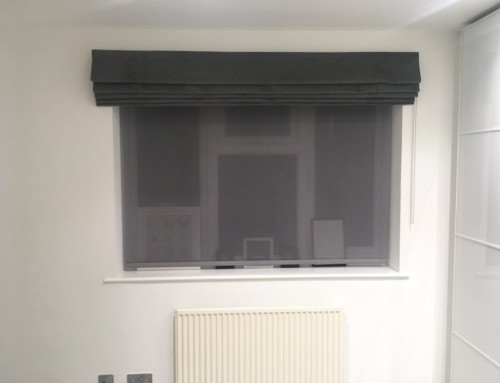 Roman Blinds London