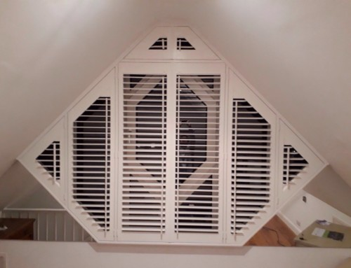 Bespoke Shutters London