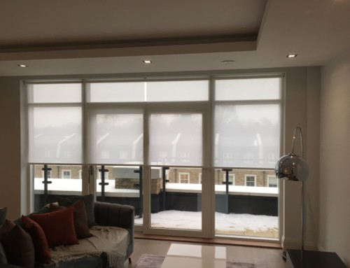 Roller Blinds and curtains Chiswick Gate