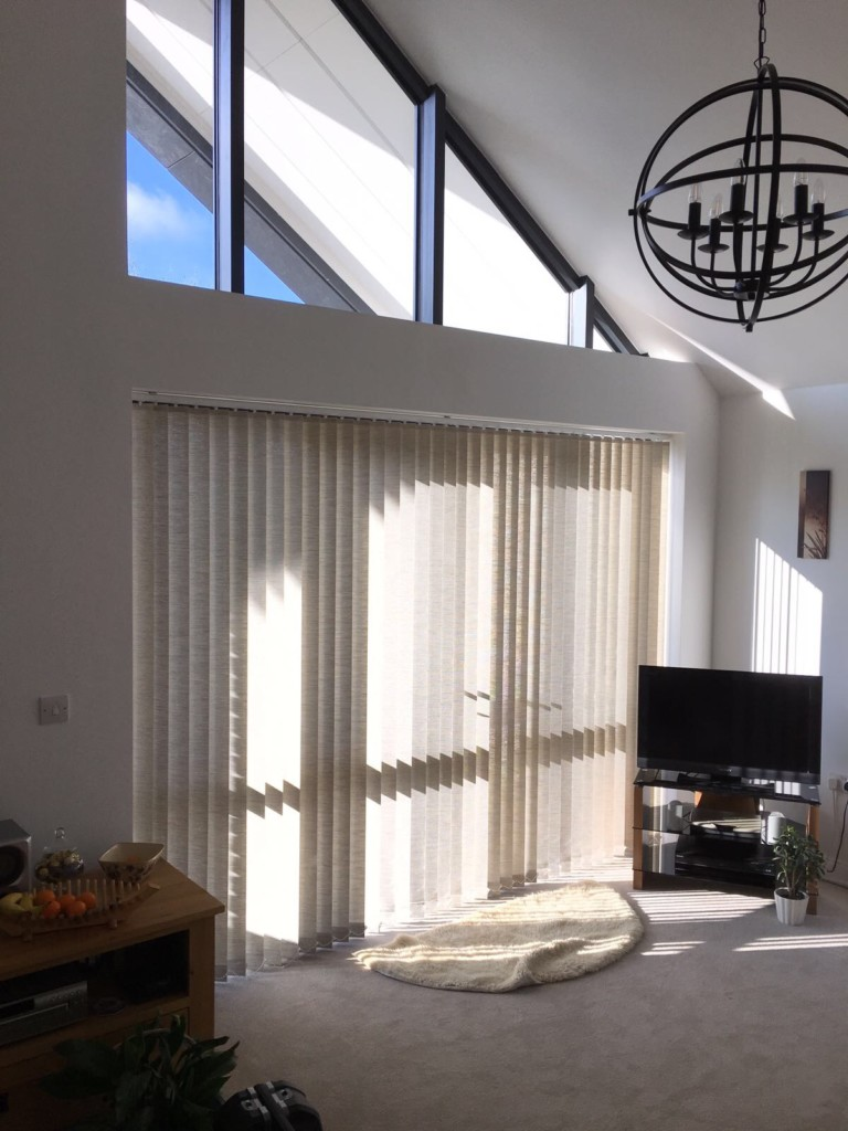 Vertical Blinds Loughton