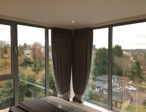 New Barnet EN5 Twin Pleat Curtains