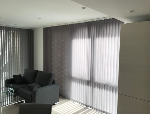 Vertical Blinds South East London