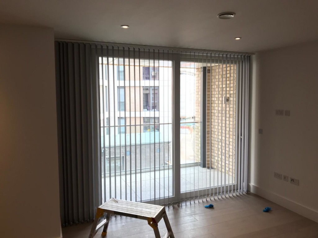 Verticle Blinds South East London