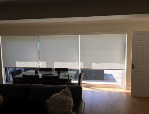 Electric Blinds Whetstone