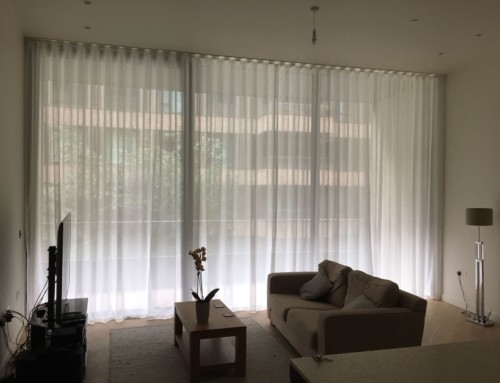 Wave Voiles and Curtains