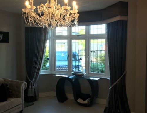 Made to measure curtains Woodford
