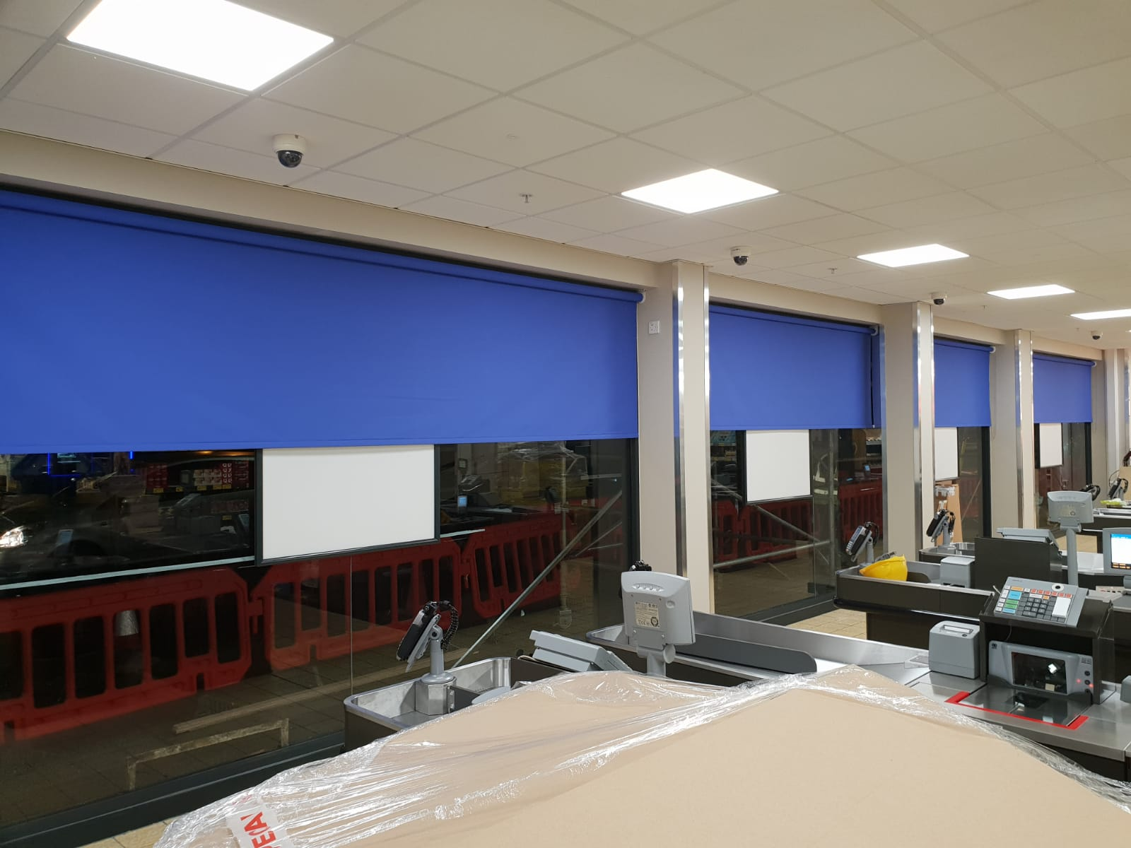 Large Office Blinds