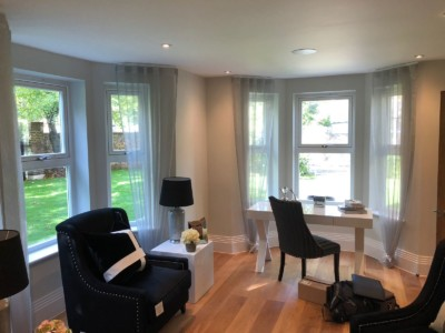 Wave Voiles - Ealing - West London