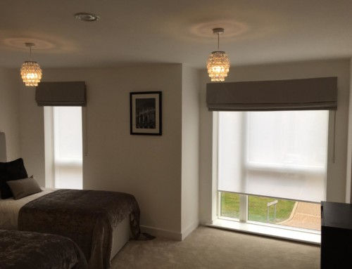 Roman Blinds Essex