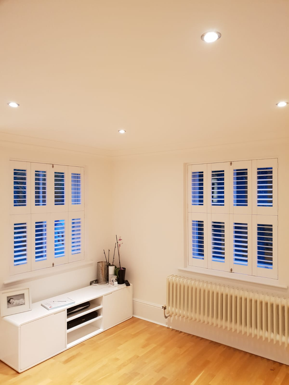 Made to Measure Shutters London