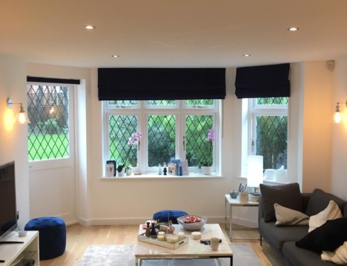 Roman Blinds NW London