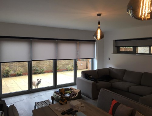 Double Cassette Roller Blinds N20