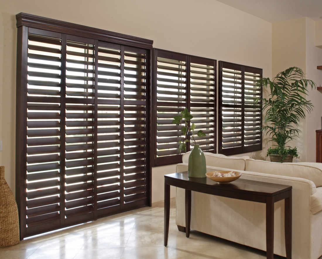 Exterior: 20% Off All Plantation Shutters